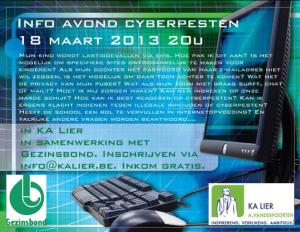info avond cyberpesten